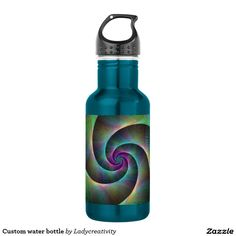 Custom water bottle 18oz water bottle