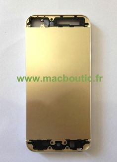 New next-gen iOS device rumors: Photos of silver iPad 5 back, more claims of gold 5S