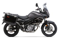 Suzuki V Strom 650 ABS..... my new bike... just picked it up new and it is flipping sweet