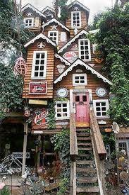 cute fairytale homes - Google Search