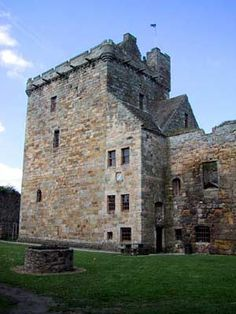 Belganie Castle ~ Scotland Highlands Scotland, Scotland Castles, Scottish Castles, Scotland Travel, Castle Ruins, Castle House, Monuments, Oh The Places You'll Go, Places To Visit