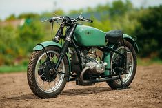 It's the mid 1950s in Russia.As the countrysunk deeper into its Cold War with the West, Sovietmilitary minds began to realise that if push ever came to shove, they would probably need a replacement for their current armymotorcycle, the Ural (or more correctly, theIrbit) M-72. Based on a brash reproductionof theBMW R71, its 20-year-old days were numbered. The replacement?...