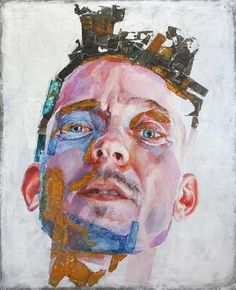 Piet Van Den Boog - 25 Awesome Contemporary Portrait Artists | Complex