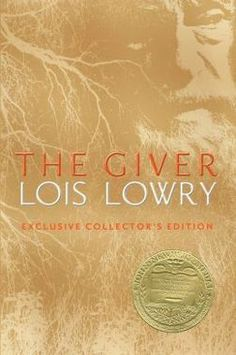 The Giver Series #1: The Giver by Lois Lowry.