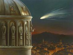 Cometa Halley Vladimir kush