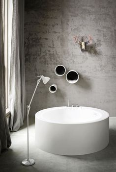 Free-standing baths | Baths | Hole Bathtubs | Rexa Design. Check it out on Architonic