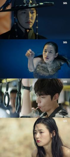 'The Legend of the Blue Sea' more popular than 'Descendants of the Sun'? Legend Of The Blue Sea Kdrama, Legend Of Blue Sea, All Korean Drama, Korean Dramas, Korean Celebrities, Korean Actors, K Drama, Lee Min Ho Kdrama, Good Morning Call