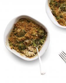 Broccoli and Pasta Casserole