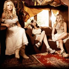 Pistol Annies / These girls are great