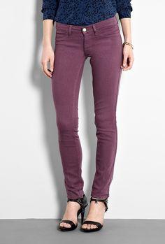 Vienna Violet Super Skinny Leg by MIH Jeans