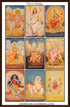 Nau Avatar of Goddess Adya Shakti Kali Goddess, Indian Goddess, Mother Goddess, Durga Maa, Shiva Shakti, Shiva Art, Om Namah Shivaya, Navratri Wallpaper, Maa Image