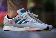 Loving the colorway on the new Adidas Tech Super's!