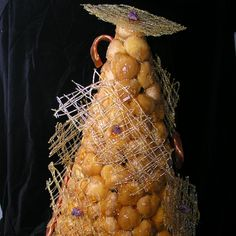 Croquembouche from Alon's.
