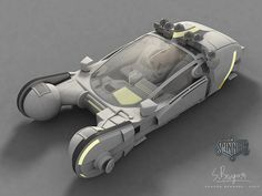 Blade Runner Spinner Blade Runner Car, Blade Runner Spinner, Blade Runner 2049, Lego Spinner, Aliens, Star Trek, Hover Car, Sci Fi Models, Bros