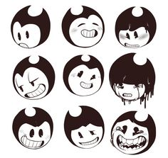 Bendy | Expressions