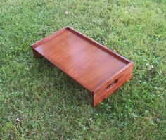 Bed Tray Or Laptop Desk, Cherry Wood