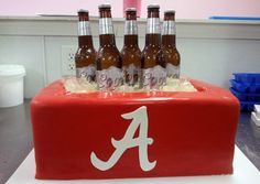 10 Awesome Groom's Cakes - Mobile Bay - Mobile Bay Bride 2012 - Alabama