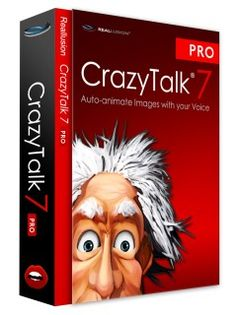 Reallusion CrazyTalk Pro 7.32.3114.1 Retail + Custom Content Packs + Portable