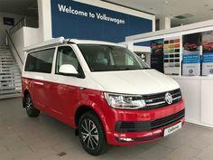 Vw Bus, Volkswagen, Vw Camper, T6 California, Camper Van Conversion Diy, Campervan, Van Life, Luxury Cars, Vehicles