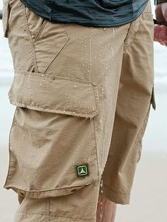 Force 10 AC Cargo Short from Triple Aught Design. A lightweight, quick-drying short.