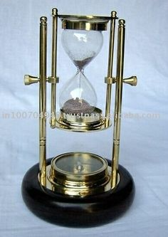 sand timer/novelty sand timer/hour sand glass/antique hour glass Sand Glass, Glass Art, Water Clock, Hourglass Sand Timer, Unusual Clocks, Egg Timer, Sand Timers, Grandfather Clock, Antique Clocks