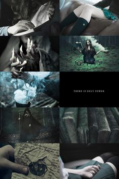 The Path Of Magic & Loneliness. The Calling Of אראריתא (photo-post) - Laughing Socrates Slytherin House, Slytherin Pride, Hogwarts Houses, Ravenclaw, Draco Malfoy Aesthetic, Slytherin Aesthetic, Harry Potter Aesthetic, Witch Aesthetic, Aesthetic Collage