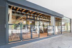 Reforma integral de local comercial en Francisco Silvela para convertirlo en restaurante con apertura directa a la calle