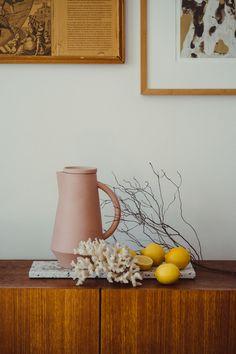 #schneidstudio #ceramics #madeingermany #tableware #unisonseries #ceramic #ceramicslovers #conceptstore #vienna #interiors #interior #homeaccessories #shelfie #livingroom #livingroominspo #homedecor #homedecoartion #vase #madeinaustria #smallerisbetter Be Still, Still Life, Shelfie, Home Accessories, Coral, Inspiration, Biblical Inspiration, Home Decor Accessories, Inhalation