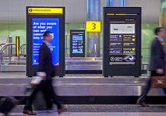 Digital out-of-home media agency DOOH.com, Heathrow Express, and JCDecaux Airport UK have partnered to create a digital Journey Comparison Generator that combines real-time traffic, weather and train service information. Read more on ScreenMedia Daily