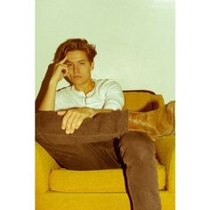 cole sprouse ❤ liked on Polyvore featuring people, pictures and cole sprouse