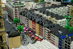 cologne's old town built from lego | Igor Wink | Flickr