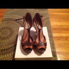 Steve Madden shoes. FINAL MARKDOWN Peep toe sandals Steve Madden Shoes Sandals
