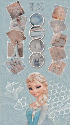 Frozen Wallpaper, Wallpaper Iphone Disney, Cute Disney Wallpaper, Disney Collage, Disney Art, Bear Wallpaper, Cartoon Wallpaper, Disney World Castle, Modern Disney Characters