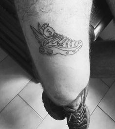 #tattoo #shoestattoo #ink