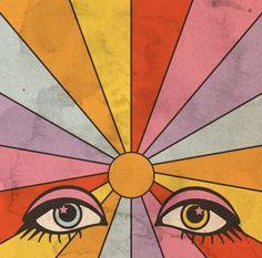 New pop art painting vintage artworks 28 Ideas Retro Kunst, Retro Art, Vintage Pop Art, Vintage 70s, Kunst Inspo, Art Inspo, Images Pop Art, Eyes Artwork, Drawn Art