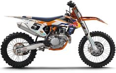 2015 KTM 450 SXF Factory Edition