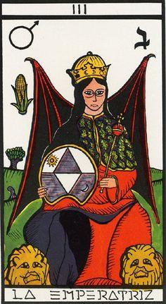 The Empress - El Gran Tarot Esoterico