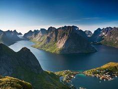 Archipielago Lofoten, Norway
