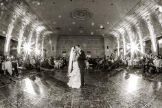 Natalie & Tyler's Governor Ballroom Wedding  Coordinated by www.bridalbliss.com