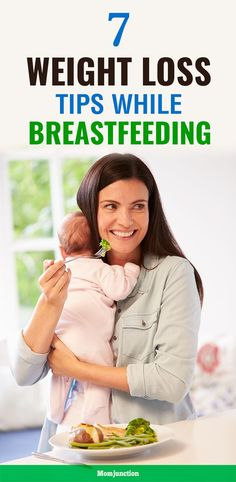 7 Tips Which Can Help You Lose Your Weight While Breastfeeding