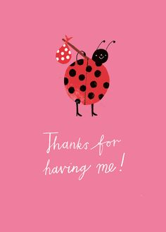 I've flown the Ladybird nest to move to Brighton and get a degree in drawing stuff (WHAT?!) Thank you all you lovely laybirds/puffins/penguins who made the time I worked with you so amazing.
