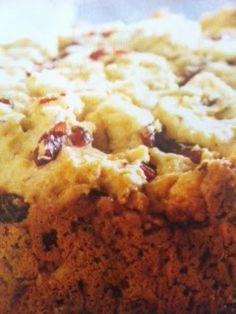 Easy crockpot recipes: Orange Cranberry-Nut Bread Crockpot Recipe