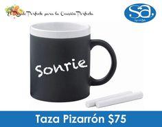 Taza pizarron