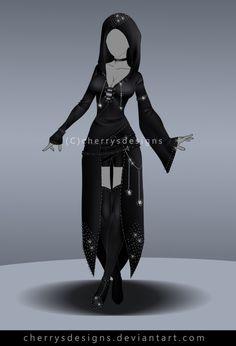 - closed - 24H AUCTION - Outfit Adopt 769 by https://cherrysdesigns.deviantart.com on @DeviantArt