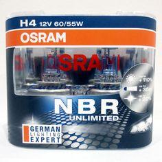 Lampu Mobil Osram Night Breaker Unlimited ( NBR Unlimited / NBU )
