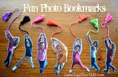 Puntos de libro con fotos graciosas