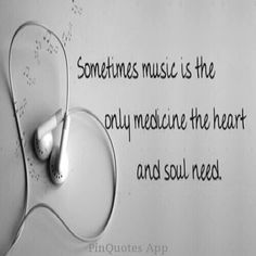 Music Is My Escape!......