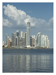 Punta Pitillia, the new part of Panama City (across Panama Bay), Panama
