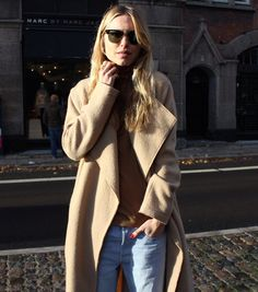 I want that coat for the winter. Perfect casual fit...LOVE