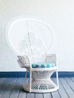 Lady Peacock Chair White - https://thefamilylovetree.com.au/_peacock-chair/lady-peacock-chair/lady-peacock-chair-white#